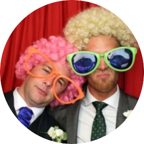 Xmas Photo Booth Hire in London